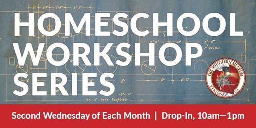Homeschool Workshop Rock and Roll Wheels