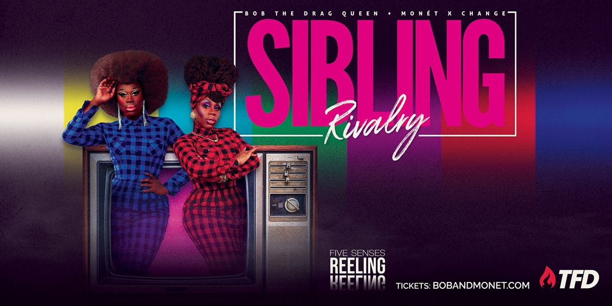 Sibling Rivalry: The Tour | San Francisco, 23 March | Event in San Francisco | AllEvents.in