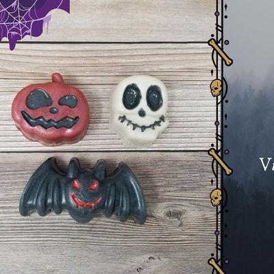 Halloween Melt & Pour Soap Making Virtual Workshop