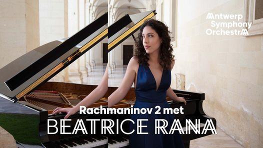 Concertstream: Rachmaninov 2 met Beatrice Rana, 28 May   Online Event   AllEvents.in