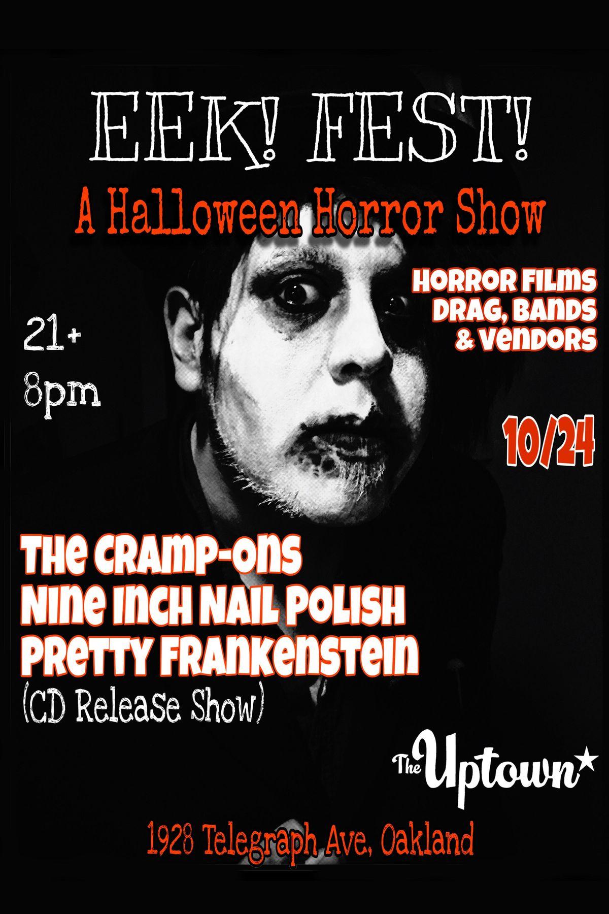 EEK FEST A Halloween Horror Show