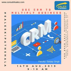 Use Of CRM in Leveraging Business