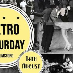 Retro Saturdays Social Dance
