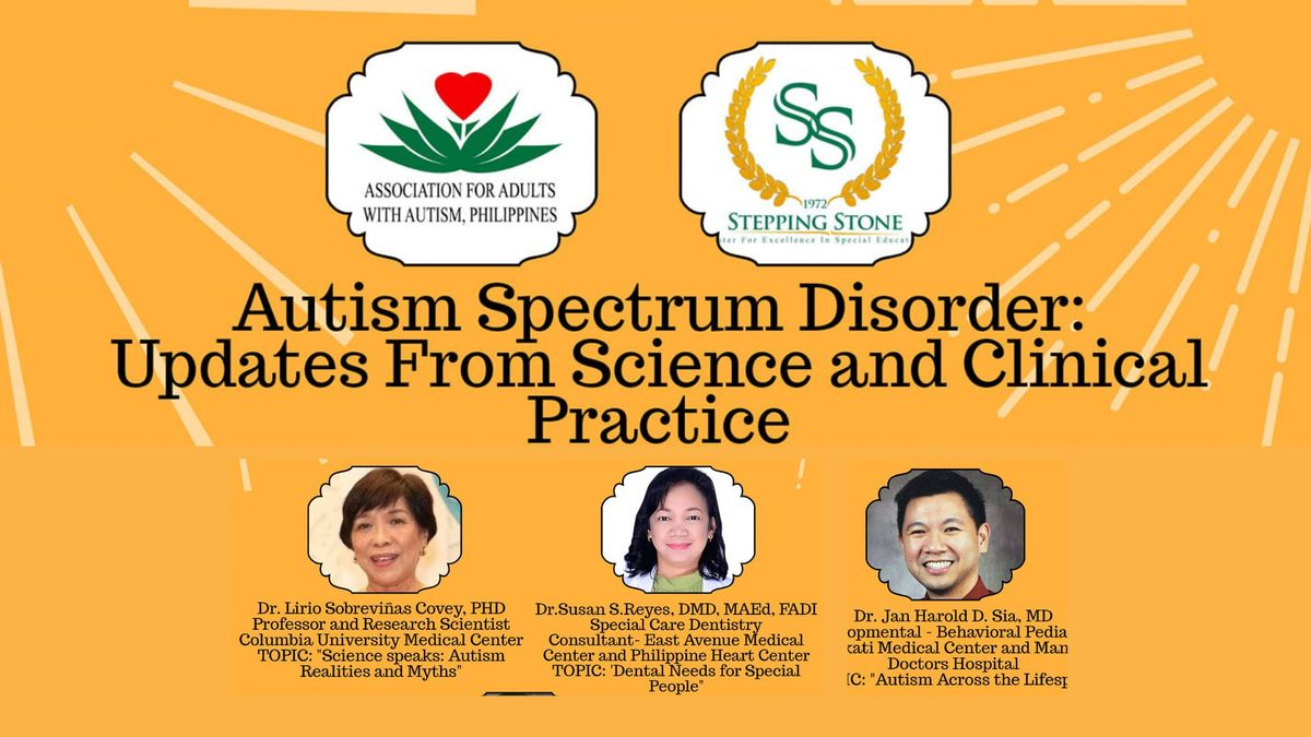 Autism Spectrum Disorder : Updates From Science and Clinical