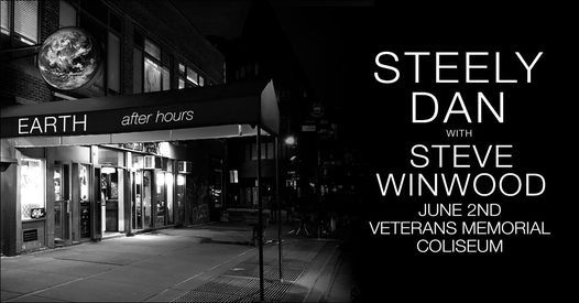 Steely Dan with Special Guest Steve Winwood, 20 May | Event in Portland | AllEvents.in