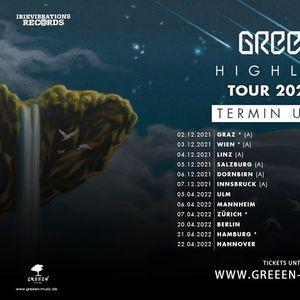 GReeeN  HIGHLAND TOUR 2021  Dynamo  Zrich