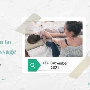 Introduction to Thai Yoga Massage with Katrin Heuser