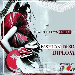 Fashion Design Diploma (120 hrs)