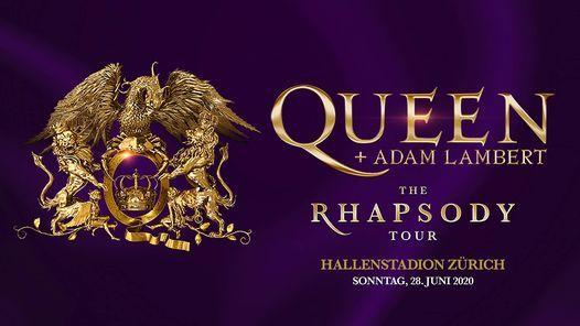 Queen  Adam Lambert - The Rhapsody Tour 2020  VIP Hospitality
