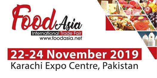 Food Asia International Trade Fair at Karachi