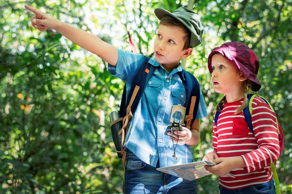 Orienteering with Kids Run Wild in Rosenthal (Spring 2021) | Event in Edmonton | AllEvents.in