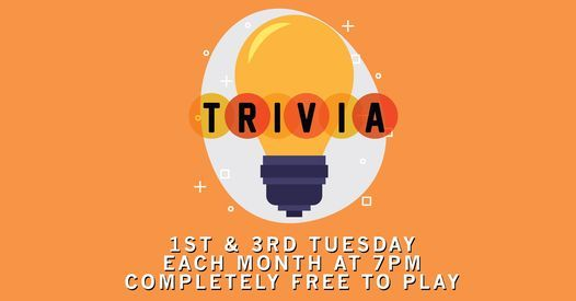 Trivia Night at Corporate Ladder, 16 March | Event in Palmetto | AllEvents.in