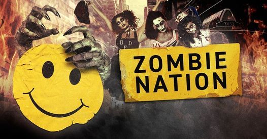 Zombie Nation - The Living Dead Rave, 30 October | Event in Manchester | AllEvents.in
