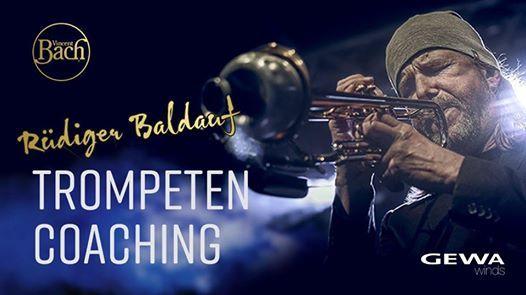 Trompeten Coaching mit Rdiger Baldauf