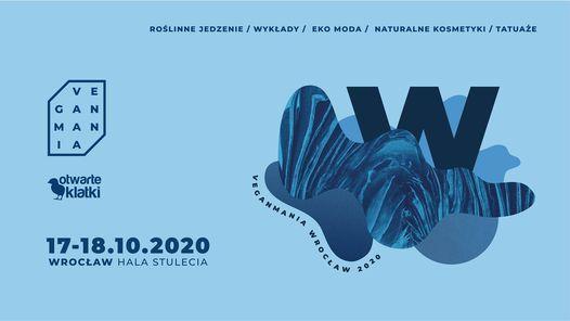 Veganmania Wrocaw 2020