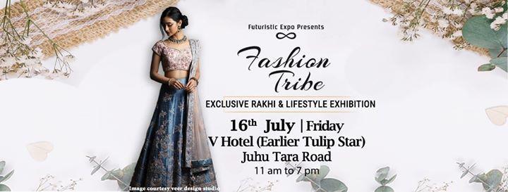 Fashion Tribe - Exclusive Rakhi & Lifestyle Exhibition