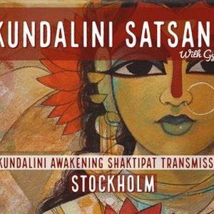 Satsang Stockholm Date TBD