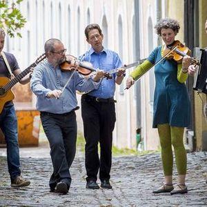 Open Air-Konzert fork & fiddle