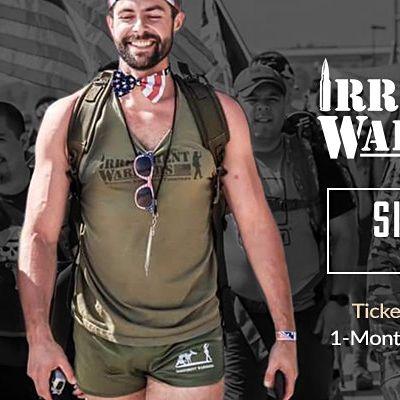 Irreverent Warriors Silkies Hike- Tucson AZ