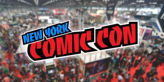 New York Comic Con 2022, 6 April   Event in Manhattan   AllEvents.in