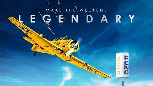 2019 STIHL National Championship Air Races at Reno Air