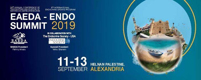 EAEDA - ENDO Summit 2019 at Helnan Palestine Hotel, Alexandria