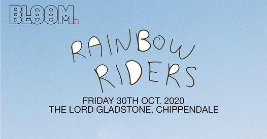 BLOOM. x Rainbow Riders, 30 October | Event in Redfern | AllEvents.in