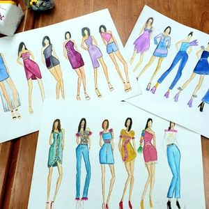 Fashion Design For Young Adults (21 hrs.)