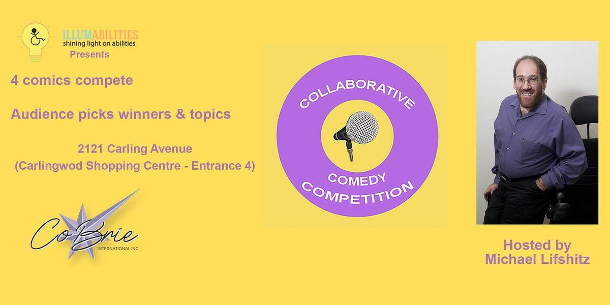 Collaborative Comedy Competition | Event in Ottawa | AllEvents.in