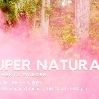 Super Natural by Cheryl Maeder