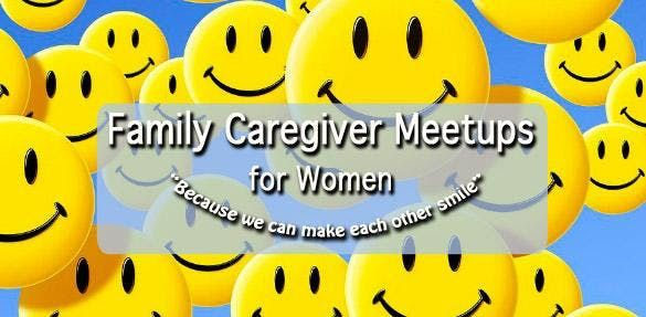 Crafting for Caregivers Social for Women