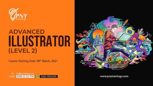 Advanced illustrator Level 2 (Arfa Tower), 8 March | Event in Lahore | AllEvents.in