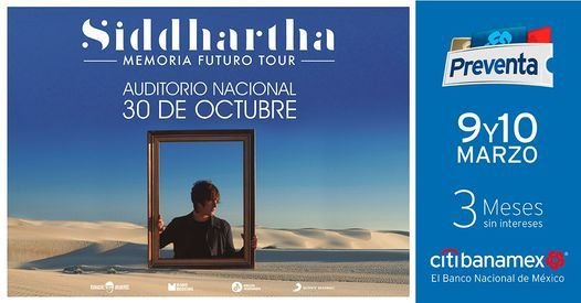 Siddhartha en CDMX, 28 May | Event in Mexico City | AllEvents.in