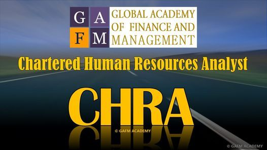 CHRA Chartered Human Resources Analyst ™ | Event in Bur Dubai | AllEvents.in