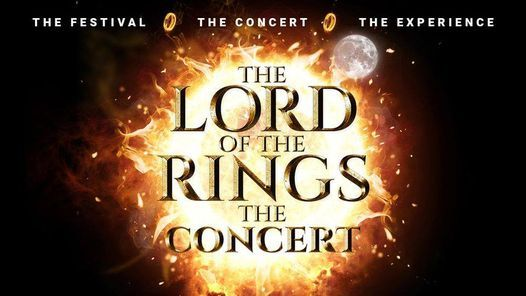 The Lord of The Rings - The Concert / DR Koncerthuset 2020 | Event in København | AllEvents.in