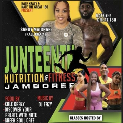 Juneteenth Nutrition & Fitness Jamboree