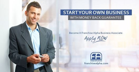 Become A Franchise Alpha Business Associate