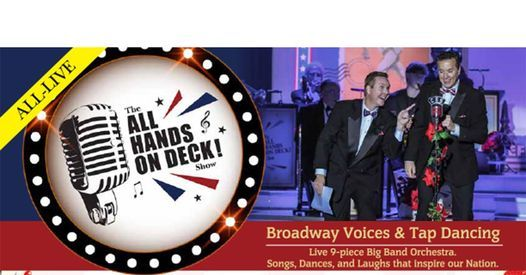 All Hands On Deck! Show - Branson, MO, 6 April | Event in Branson | AllEvents.in