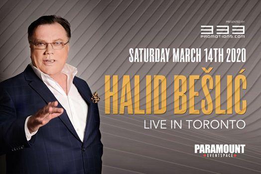 HALID Beslic  Live in Toronto