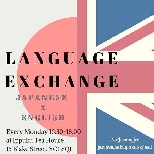 Language Exchange Japanese x English at Ippuku Tea House, York