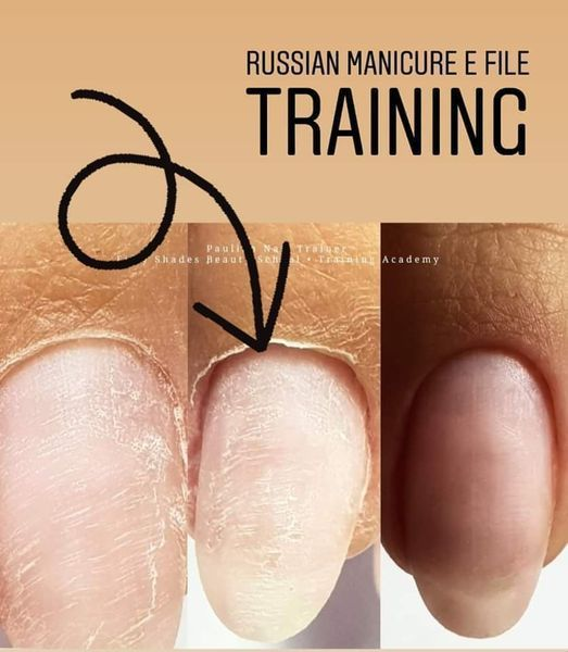 Drogheda Russian Manicure E - File TRAINING