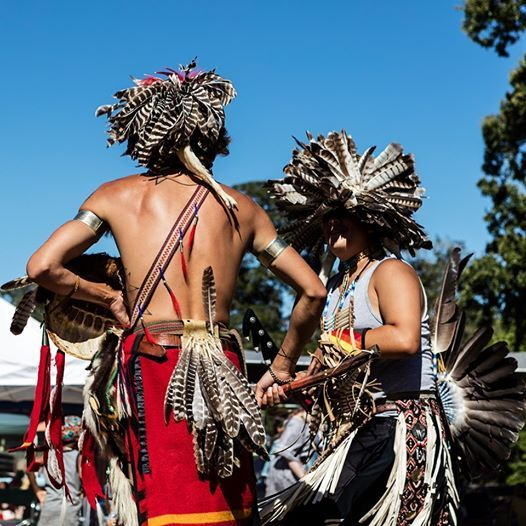26th Annual Pow-wow Honor Ancestors