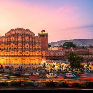 The Majestic Rajasthan