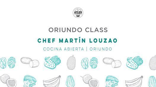 Oriundo Class At Atelier Cocina Abierta San Juan