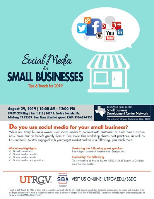 Social Media for Small Businesses: Tips & Trends for 2019 at