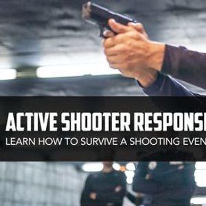 Surviving an Active Shooter - Training Seminar - Plant City FL