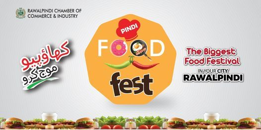 Pindi Food Fest, 2 July | Event in Abbottabad | AllEvents.in