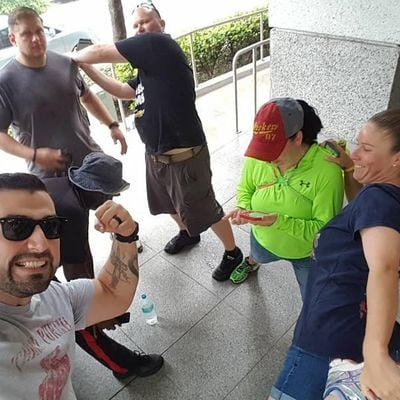 Lets Roams Fort Lauderdale Scavenger Hunt By The New River