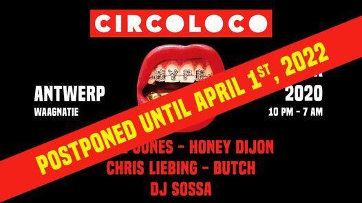 Circoloco Antwerp | April 1st 2022, 1 April | Event in Antwerp | AllEvents.in