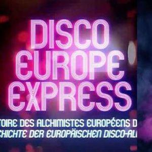 Disco double Disco Europe Express  High Energy